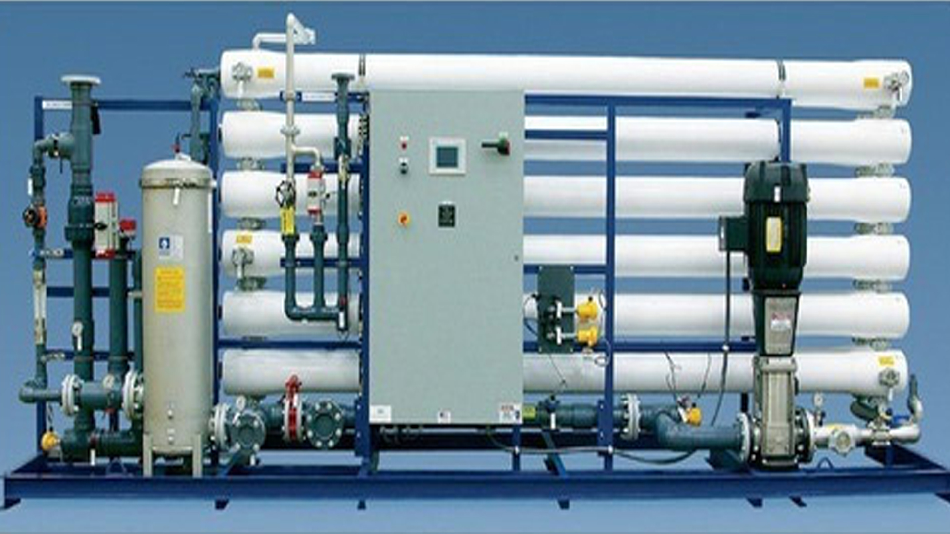 nano filtration plant manufacturer