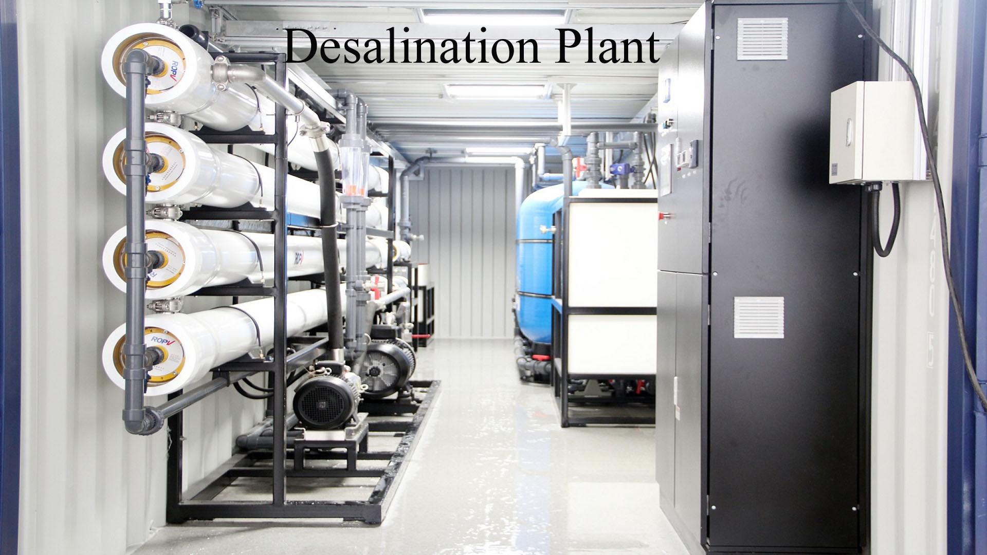 desalination plant manufacturer in chennai